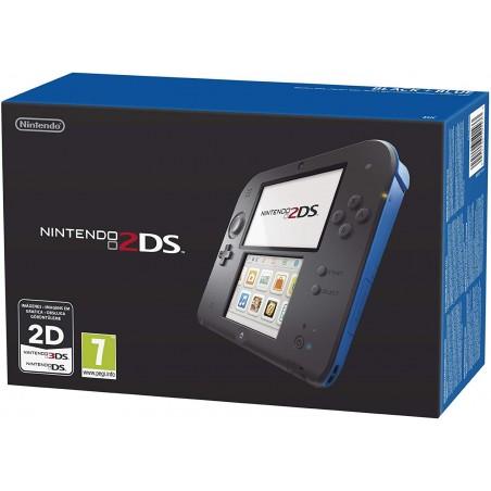 Console Nintendo 2DS Nero/Blu