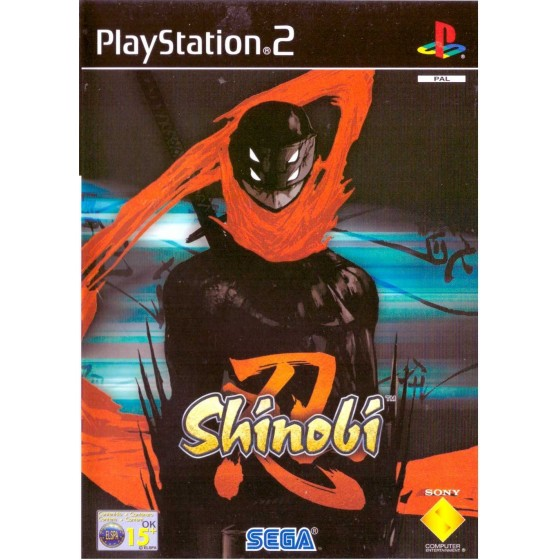 Shinobi - PS2
