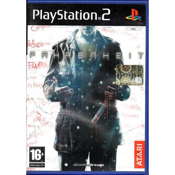Fahrenheit - PS2