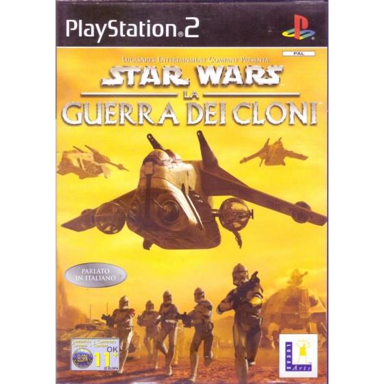 Star Wars La Guerra dei Cloni - PS2
