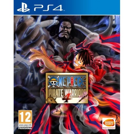 One Piece: Pirete Warriors 4 - Preorder PS4 - The Gamebusters