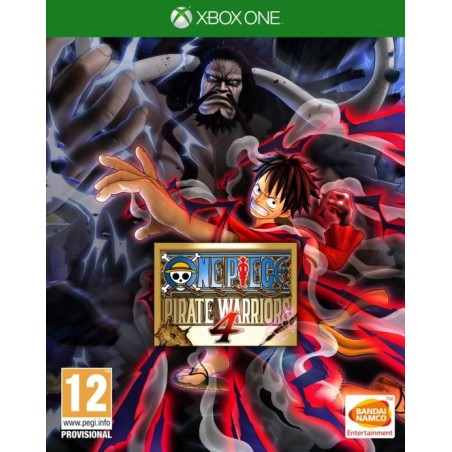 One Piece: Pirete Warriors 4 - Preorder Xbox One - The Gamebusters