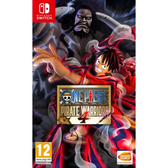 One Piece: Pirete Warriors 4 - Preorder Switch - The Gamebusters