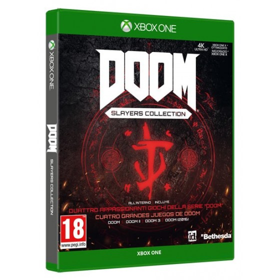 Doom Slayers Collection  - Preorder Xbox One - The Gamebusters