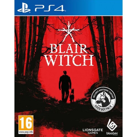 The Blair Witch Project - Preorder PS4 - The Gamebusters