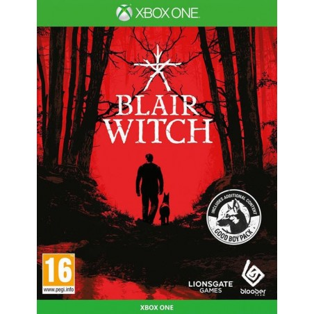 The Blair Witch Project - Preorder Xbox One - The Gamebusters
