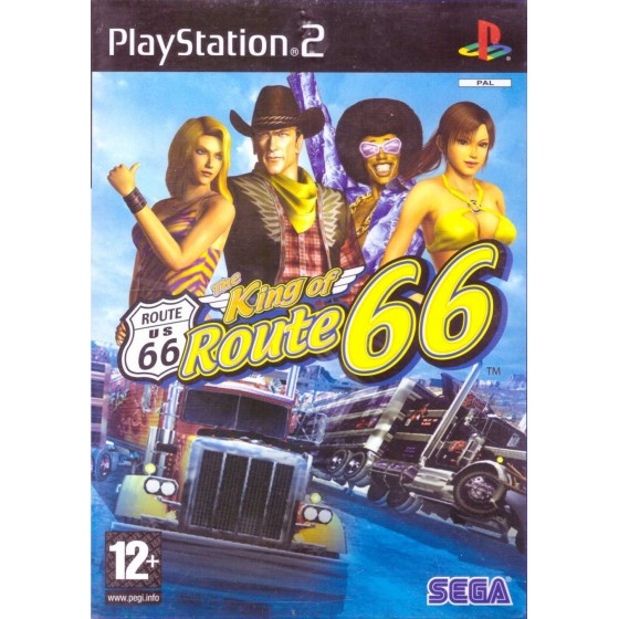 The King of Route 66 - PS2