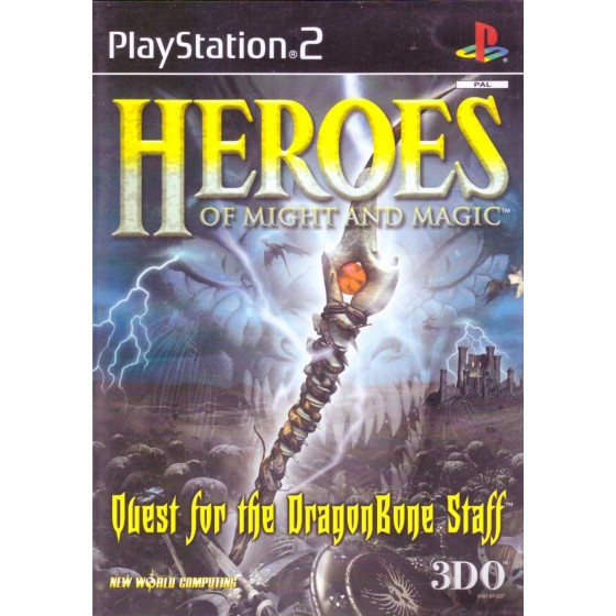 Heroes of Might and Magic - PS2