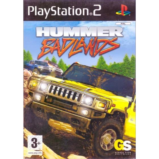 Hummer Badlands - PS2