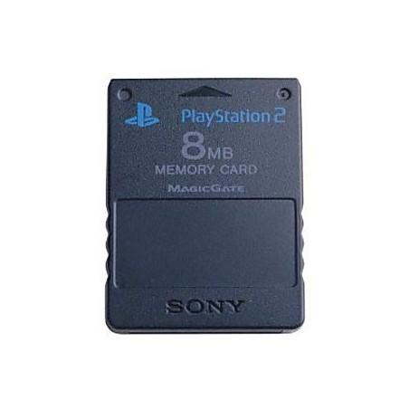Memory Card 8MB - PS2 usato