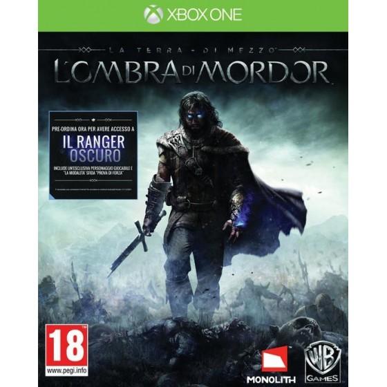 La Terra di Mezzo L'Ombra di Mordor - Xbox One