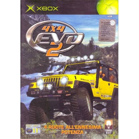 4X4 Evo 2 - Xbox