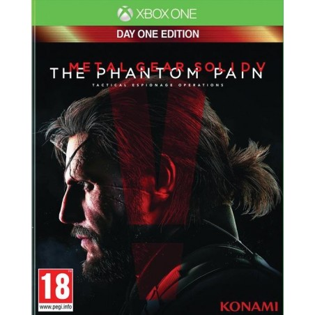 Metal Gear Solid V The Phantom Pain - Xbox One usato