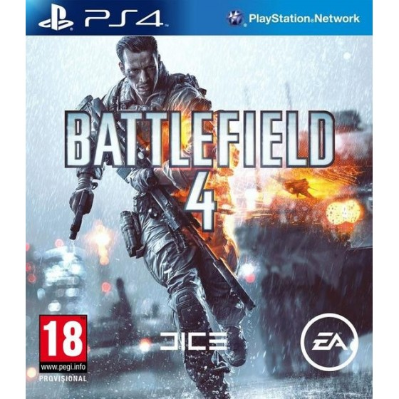 Battlefield 4 - PS4 - The Gamebusters