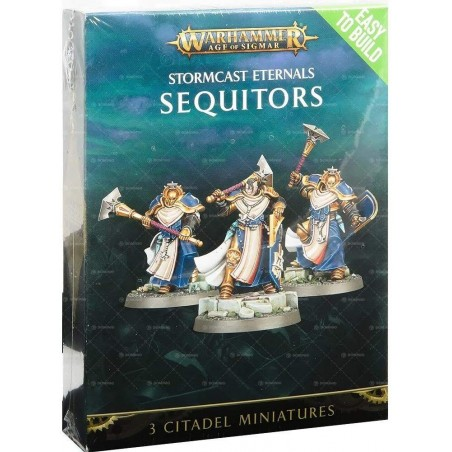 Warhammer Age of Sigmar - Stormcast Eternals Sequitors