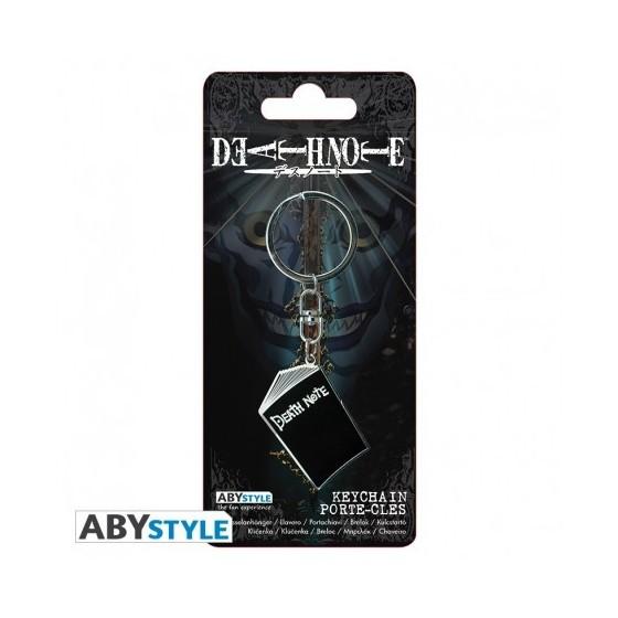 Portachiavi Death Note - ABYstyle