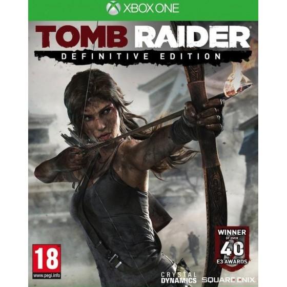 Tomb Raider: Definitive Edition - Xbox One usato