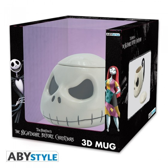 ABYstyle - Tazza 3D - Nightmare Before Christmas Jack