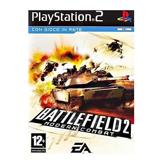 Battlefield 2 Modern Combat - PS2