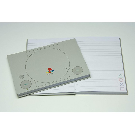 Notebook - Playstation - Paladone