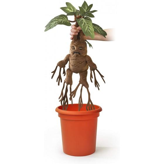 The Noble Collection Peluche Interattivo - Mandrake - Harry Potter