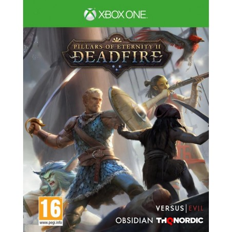 Prenota Pillars of Eternity II: Deadfire - Preorder PS4 - The Gamebusters