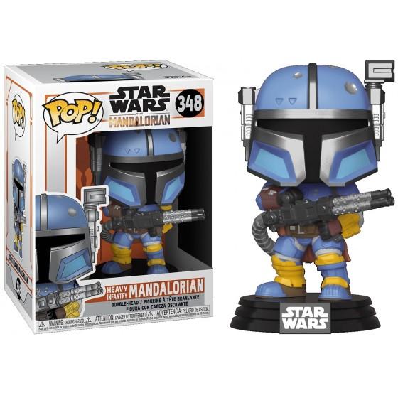 Funko Pop! - Heavy Infantry Mandalorian (348) - Star Wars - Preorder