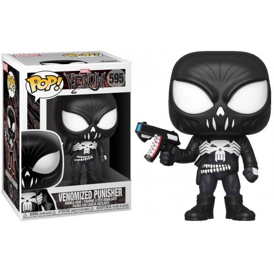 Funko Pop! - Venomized Punisher (595) - Venom - Preorder