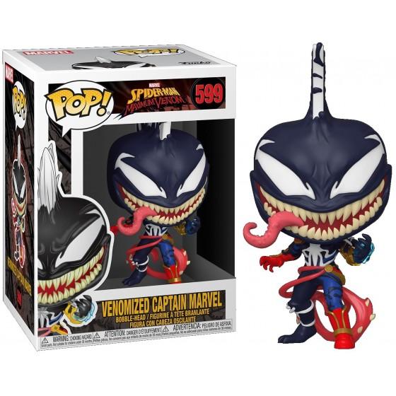 Funko Pop! - Venomized Captain Marvel (599) - Venom - Preorder