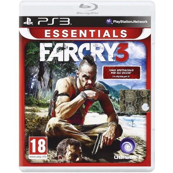 Far Cry 3 - Essentials - PS3