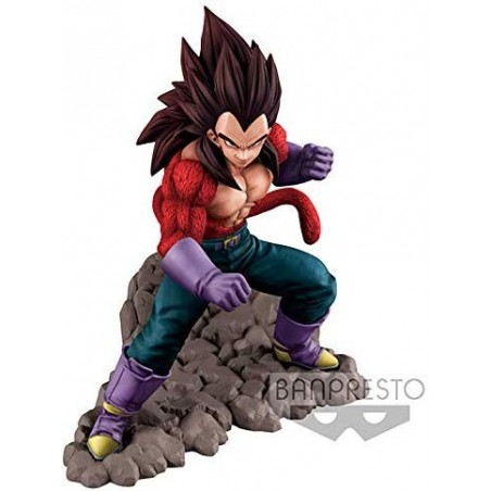Action Figure - Vegeta Super Sayan 4 - Banpresto