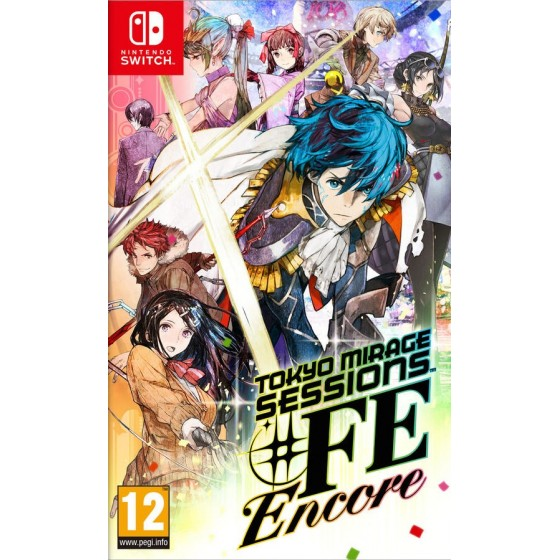 Tokyo Mirage Sessions FE Encore - Switch - The Gamebusters