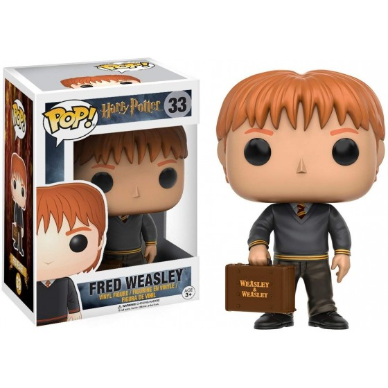 Funko Pop! - Fred Weasley (33) - Harry Potter