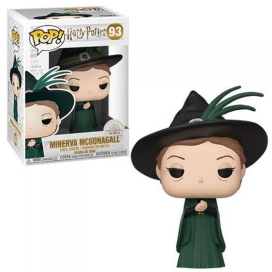 Funko Pop! - Minerva McGonagall - Ballo Del Ceppo (93) - Harry Potter