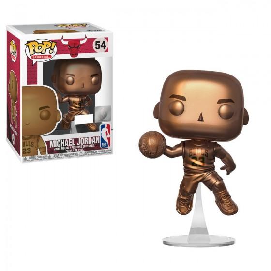 Funko Pop! -Michael Jordan (54) - Michael Jordan - The Gamebusters