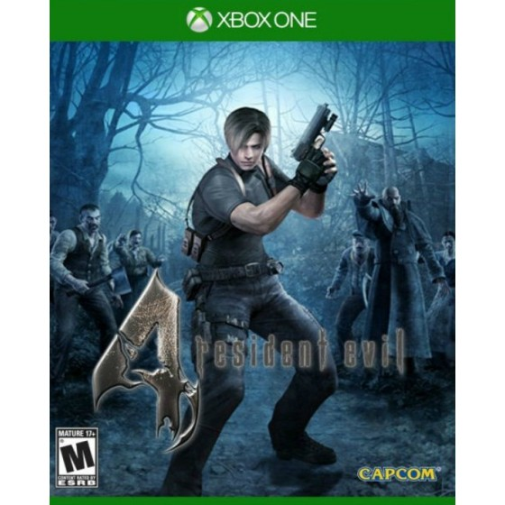 Resident Evil 4 HD - Xbox One
