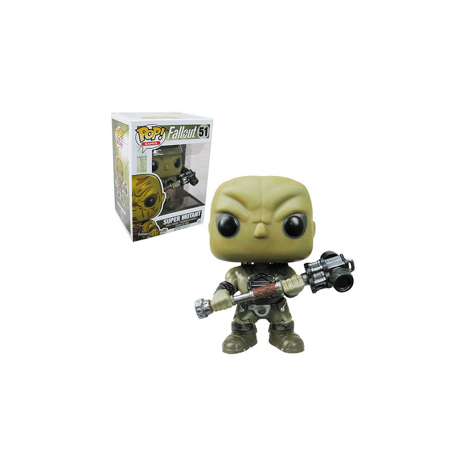 Funko Pop! - Super Mutant (51) - Fallout