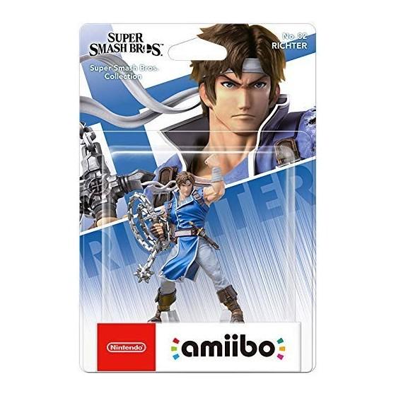 Nintendo Amiibo - Richter - Super Smash Bros Ultimate
