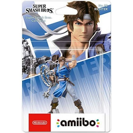 Nintendo Amiibo - Richter - Super Smash Bros Ultimate
