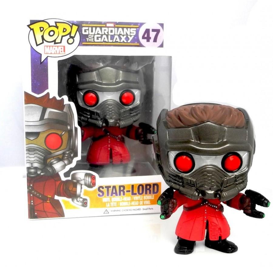 Funko Pop! - Star Lord (47) - Guardiani della Galassia