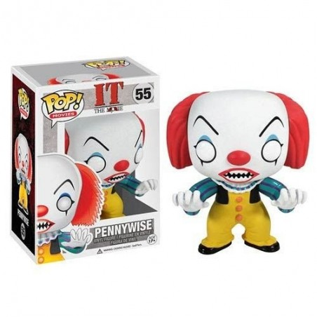 Funko Pop! - Pennywise (55) -| IT