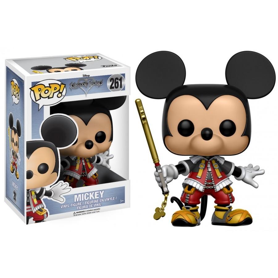 Funko Pop! - Mickey (261) - Kingdom Hearts