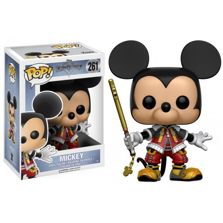 Funko Pop! - Mickey (261) - Kingdom Hearts