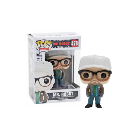 Funko Pop! - Mr. Robot (478) - |Mr. Robot