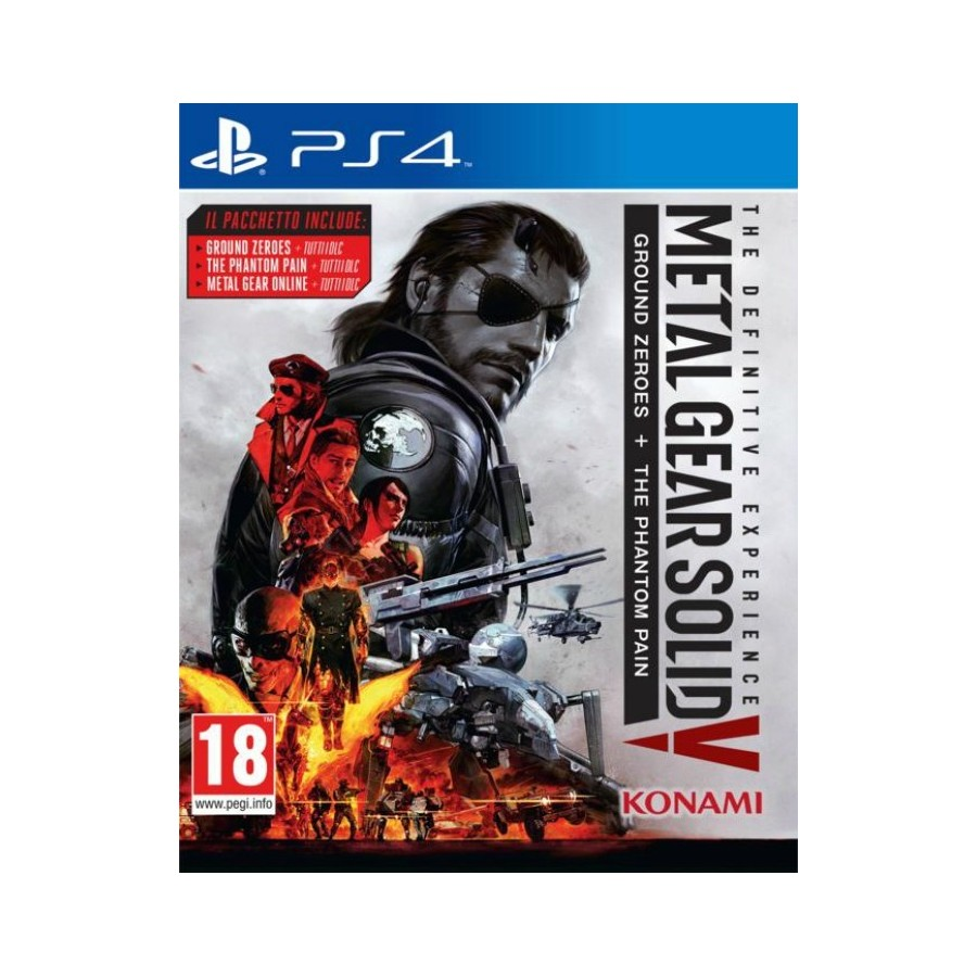 Metal Gear Solid V - Definitive Edition