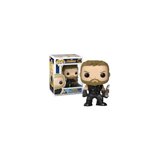 Funko Pop! - Thor (286) - Avengers Infinity War