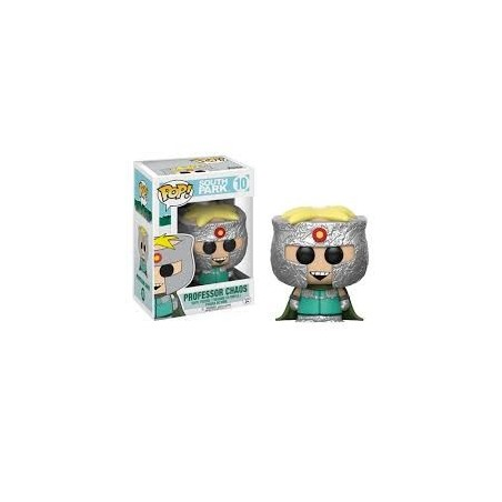 Funko Pop! - Professor Chaos (10) - South Park