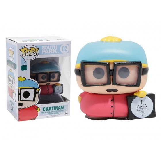 Funko Pop! - Cartman (02)- South Park
