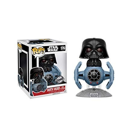 Funko Pop! - Darth Vader With Tie Fighter (176) - Star Wars