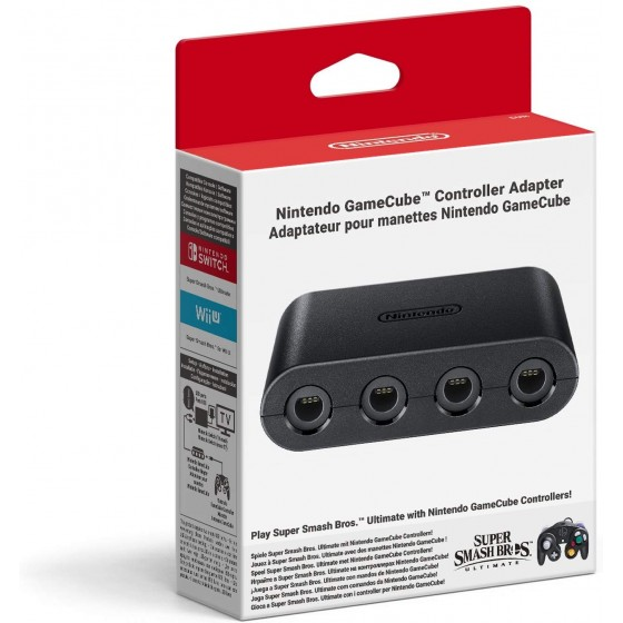 Adattatore Controller GameCube - Switch